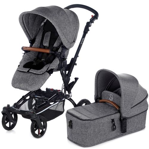 Jane Epic + Micro pushchair & carrycot, Squared  - Click to view larger image