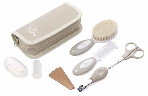 Jane Baby Hygiene Set with Toilet Bag  - Click to view larger image