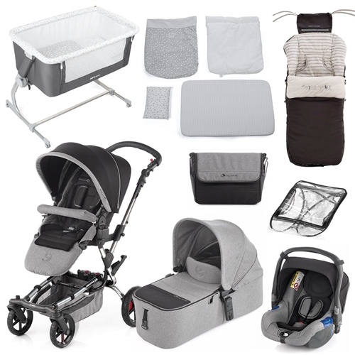 Epic Nursery & Travel system bundle, Soil  - Click to view larger image