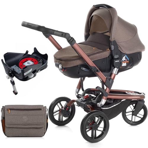 Trider + Matrix + Isofix Base, Terrain  - Click to view larger image