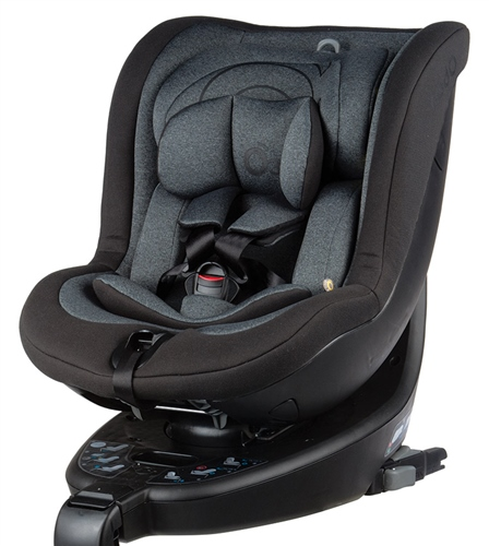 Be Cool O3 Lite, 360° Rotating i-Size 40-105cm  Car Seat  - Click to view larger image