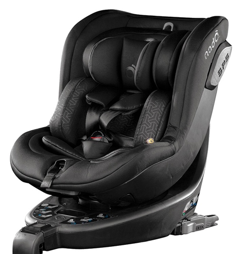 Be Cool O3 +Plus, 360° Rotating i-Size Car Seat  - Click to view larger image