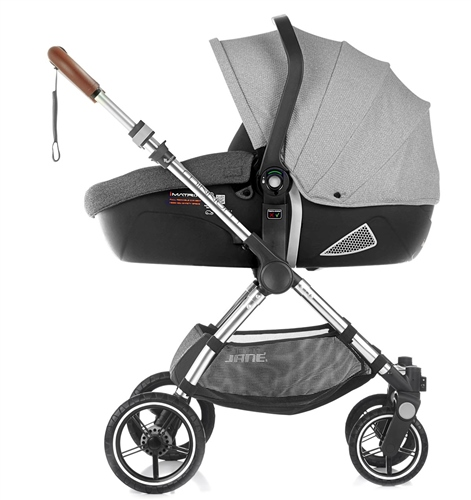 Minnum Sport + iMatrix Travel System, Special Edition Cactus  - Click to view larger image