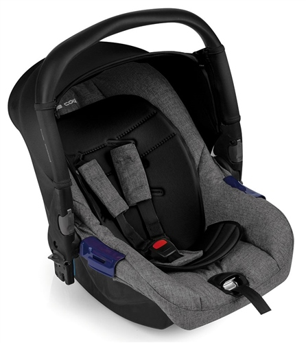 Be Cool Zero Group 0+ Car Seat  - Click to view larger image