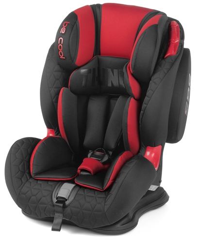 Be Cool Thunder Group 1/2/3 Car Seat  - Click to view larger image