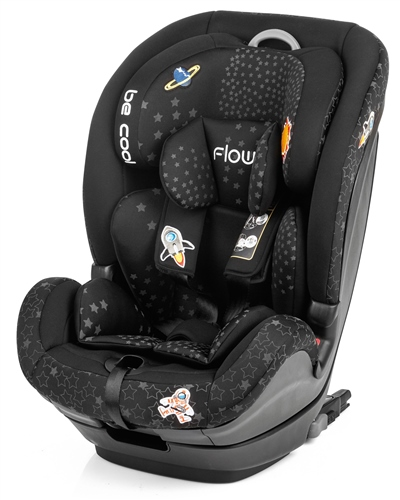 Be Cool - Flow, Group 1/2/3 Isofix Car Seat