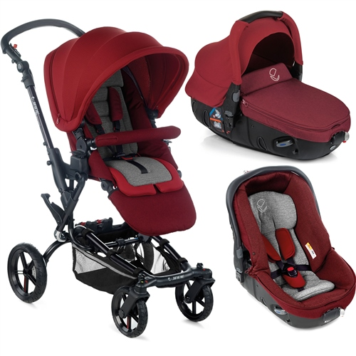 Epic + Matrix Travel System, Red Being  - Click to view larger image