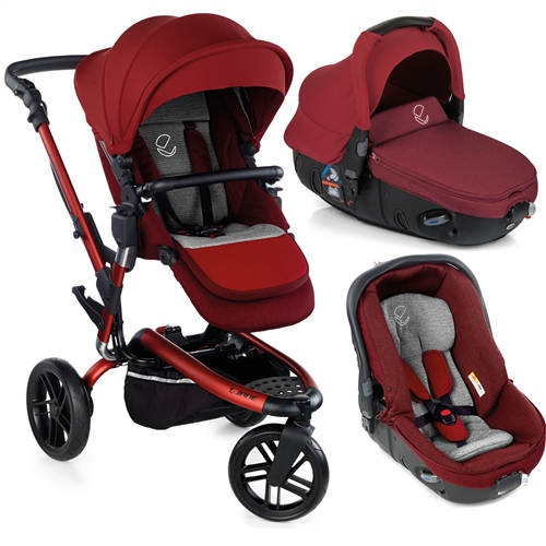 Trider + Matrix Travel System, Red Being  - Click to view larger image