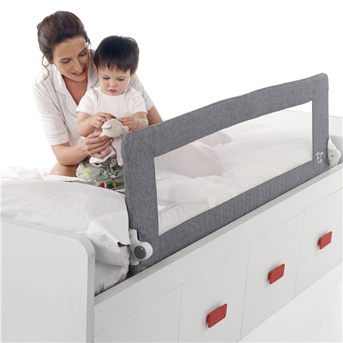Foldable Bed Rail for Compact beds, 150 x 55 cm  - Click to view larger image