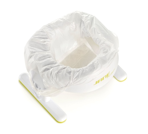 30pc replacement bags for Flowy Potty  - Click to view larger image
