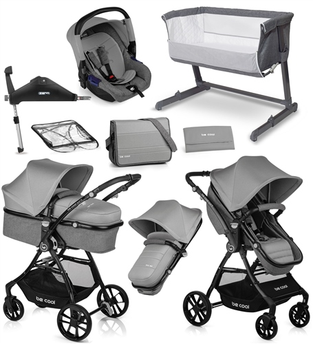 Spirit Travel System & Nursery Bundle  - Click to view larger image