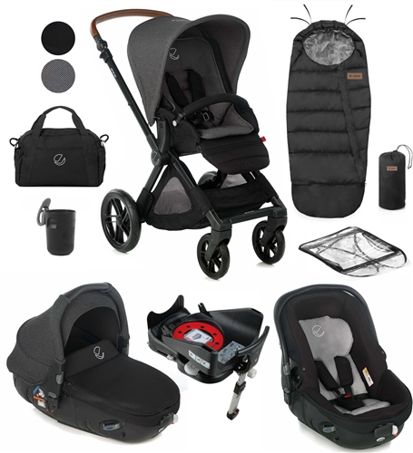 Jane Muum 10 Piece Matrix Travel System Bundle  - Click to view larger image
