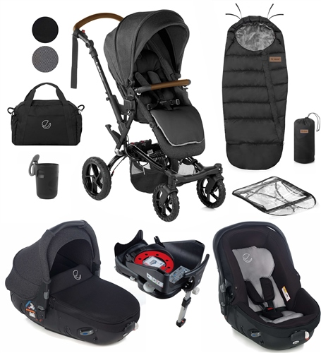 Jane Crosswalk 10 Piece Matrix Travel System Bundle  - Click to view larger image