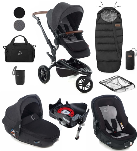 Jane Trider 10 Piece Matrix Travel System, Bundle  - Click to view larger image