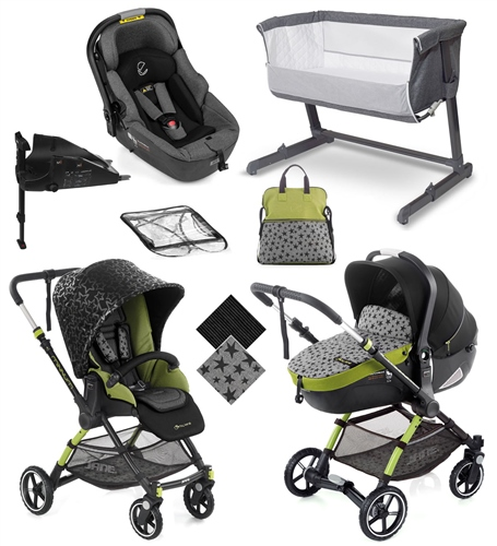 Minnum Sport Travel System & Nursery Bundle  - Click to view larger image