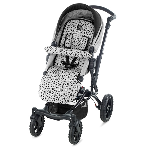 Cloud Pushchair Seat Liner  - Click to view larger image