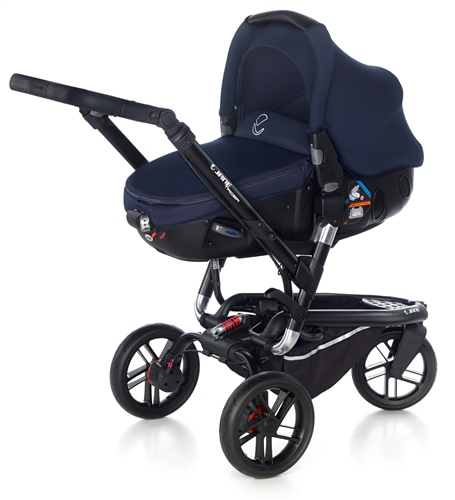 Trider + Matrix Travel System, Teal & Navy  - Click to view larger image
