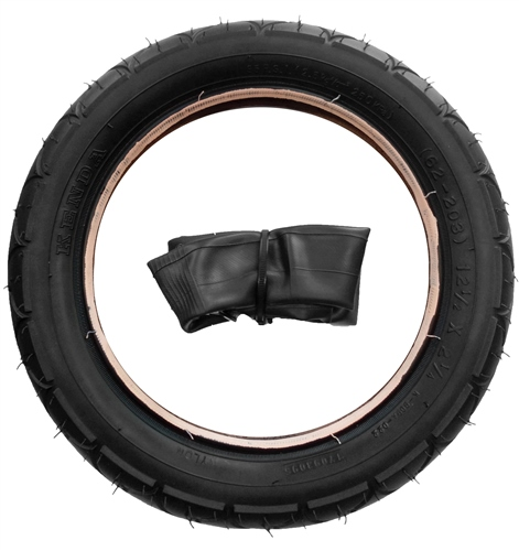 SET OF  TYRES FOR MUTSY PUSHCHAIRS 4 Tyres plus 4 Tubes Size 12 1//2 x 2 1//4