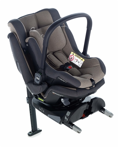 Jane Groowy + Nest i-Size 40-150cm Car Seat  - Click to view larger image