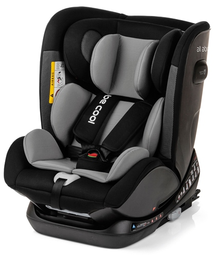 Be Cool All Aboard Group 0+/1/2/3 Car Seat  - Click to view larger image