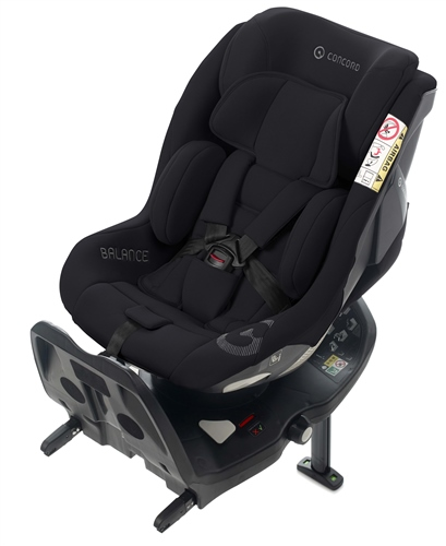 Concord Balance 360-Rotating iSize Car Seat  - Click to view larger image
