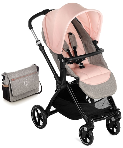 Jane Kendo + Groowy + Nest travel system - Squared