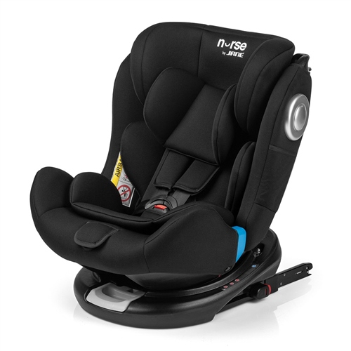 Nurse Step Car Seat  - Click to view larger image