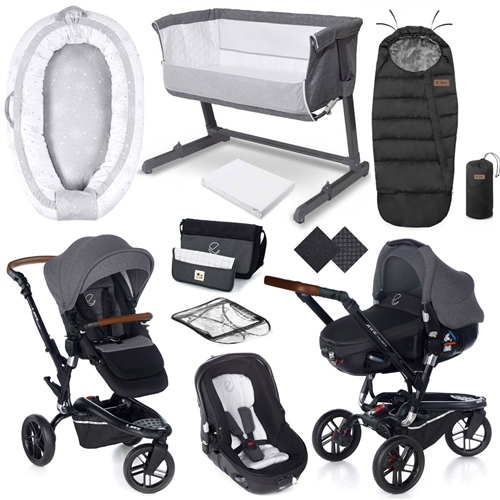 Jane Trider Matrix Nursery & Travel System Bundle  - Click to view larger image