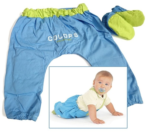 Crawling romper suit  - Click to view larger image