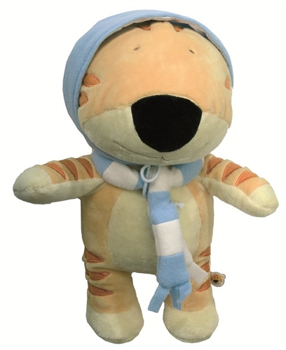 Jane Max Tiger Soft Toy  - Click to view larger image