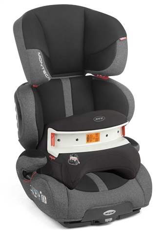 Jane Montecarlo R1 + Xtend Group 1/2/3 Car Seat  - Click to view larger image