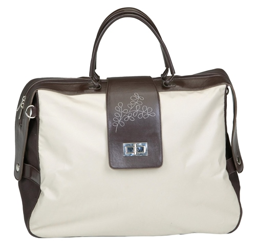 Jane - Limited Edition Changing bag Natural