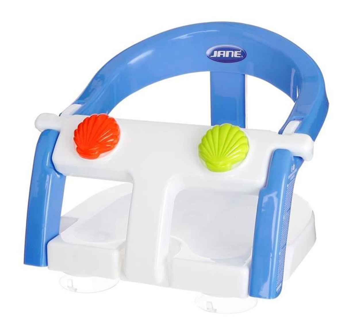 Fluid Bath Ring Seat, Blue | Jane-uk.com