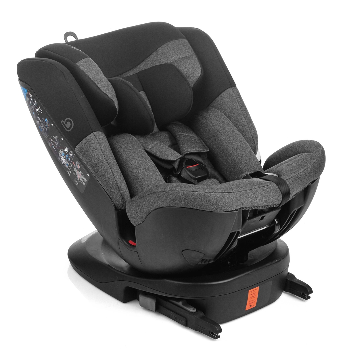 Be Cool Saturn 360º Group 0+/1/2/3 Car Seat 1