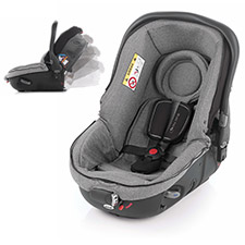Matrix Light 2 - Lie-Flat Car Seat