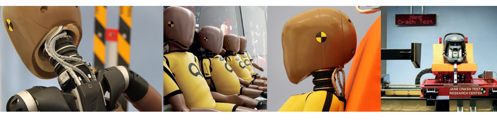 Advanced Q series Crash Test Dummies