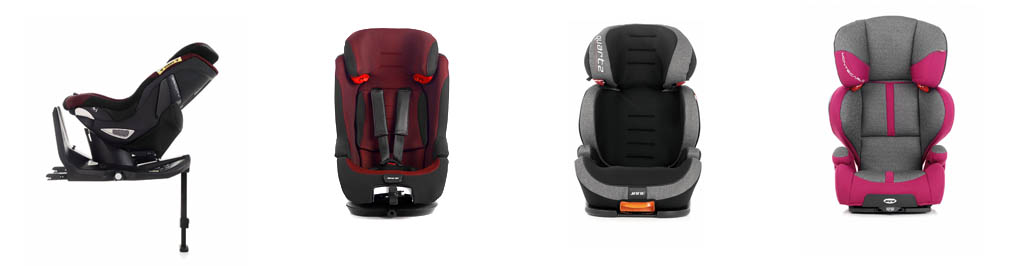 Award winning Safety Car Seats for Lucky people, Jané people
