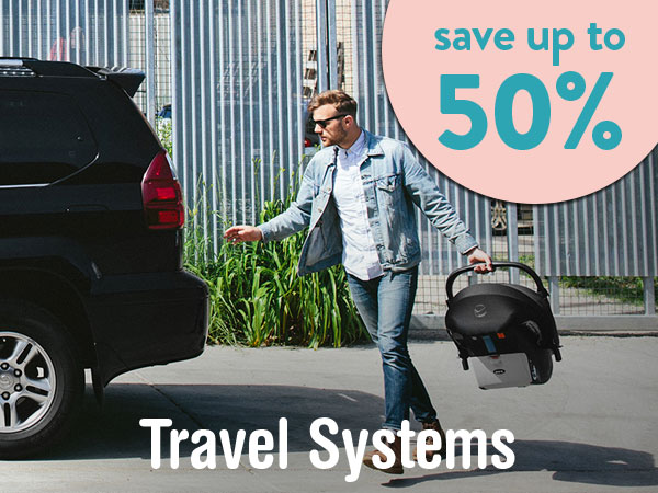 Travel Systems and Prams SALE